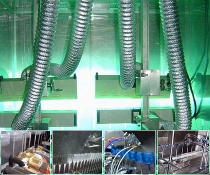 uv coating line