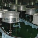 Automotive Wheel Coating Line