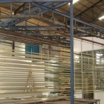 Aluminum Profile Coating Line