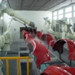 Automotive Bumper Coating Line