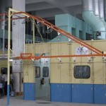 Automatic Car Parts Powder Coating Line