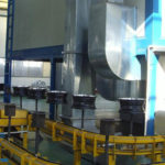 High Tech Steel Wheel E-coating Line